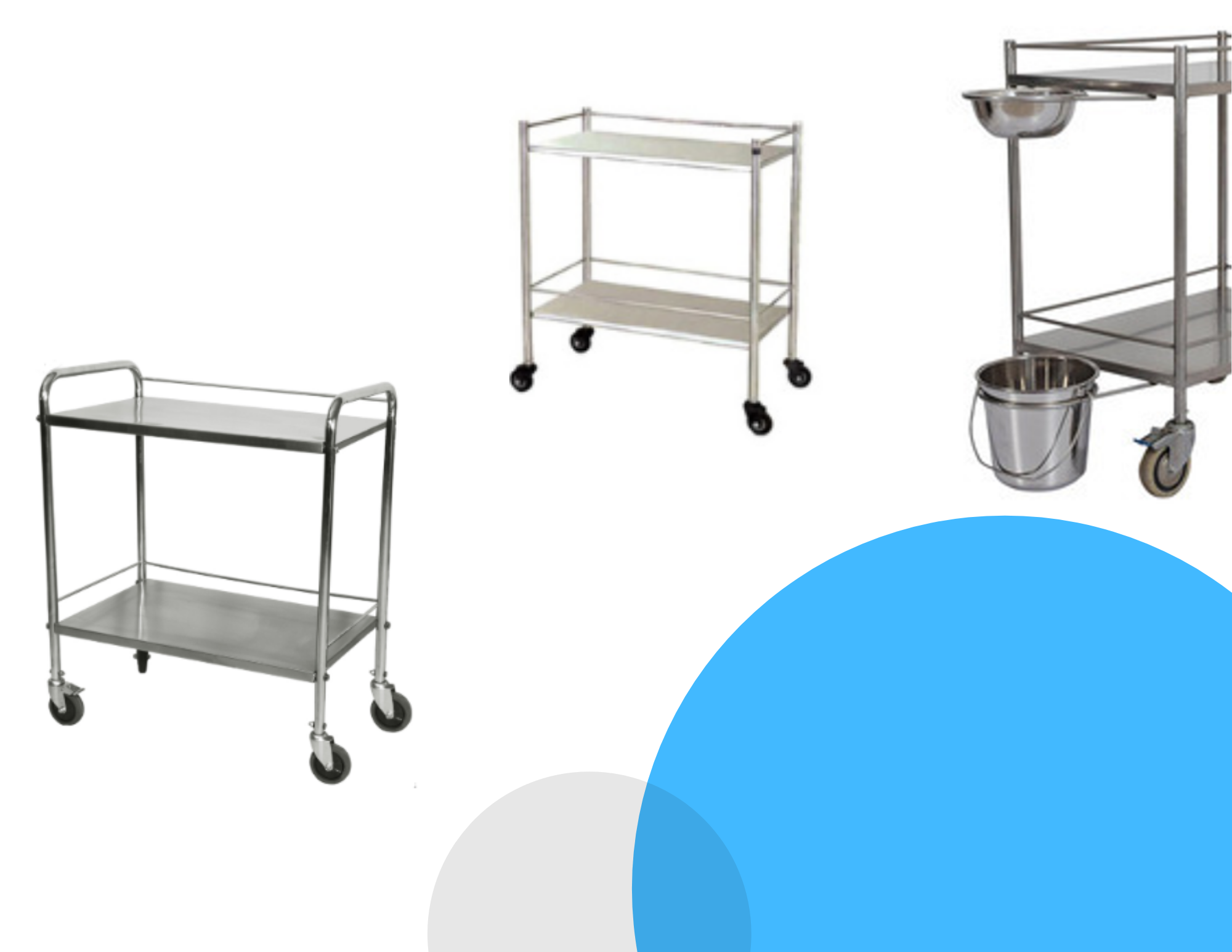 Dressing Trolley STAHLMED