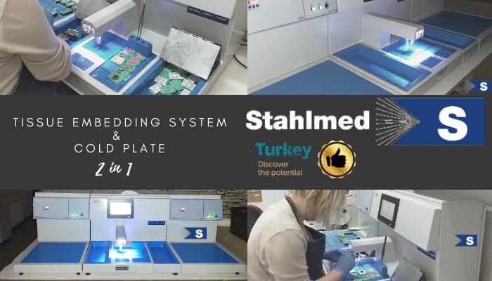 TISSUE EMBEDDING SYSTEM | STAHLMED